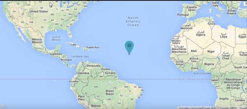Windsurf au milieu de l'Atlantique!